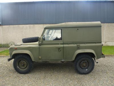 LAND ROVER DEFENDER 90 SUV 2.5 D Hard Top 4X4 3dr