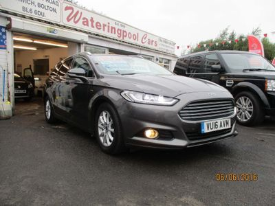 FORD MONDEO Estate 1.5 TDCi ECOnetic Titanium (s/s) 5dr