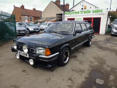 FORD GRANADA Estate 2.8 Ghia 5dr