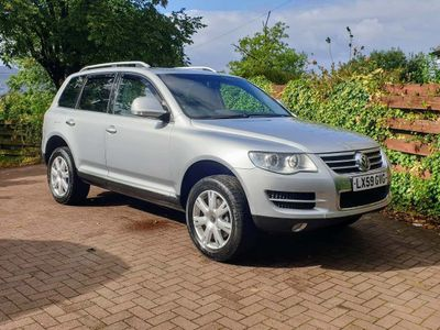 VOLKSWAGEN TOUAREG SUV {Edition unlisted}