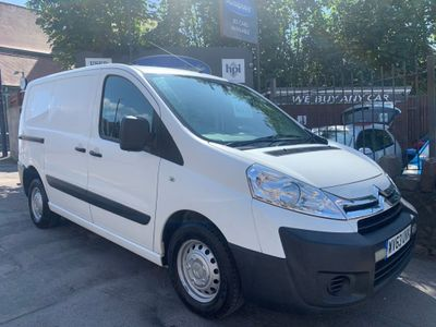 CITROEN DISPATCH Other 1.6 HDi 1000 L1H1 Panel Van 5dr