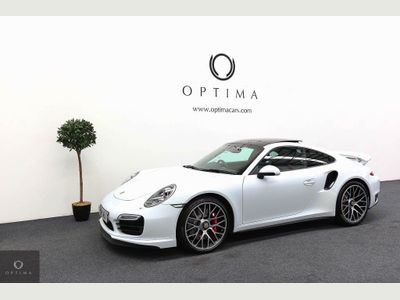 PORSCHE 911 Coupe 3.8T 991 Turbo PDK 4WD 2dr