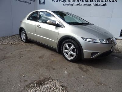 HONDA CIVIC Hatchback 1.4 i-DSI SE Plus Limited Edition 5dr