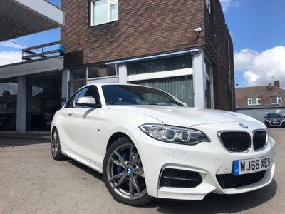 BMW 2 SERIES Coupe 3.0 M240i Sport Auto (s/s) 2dr