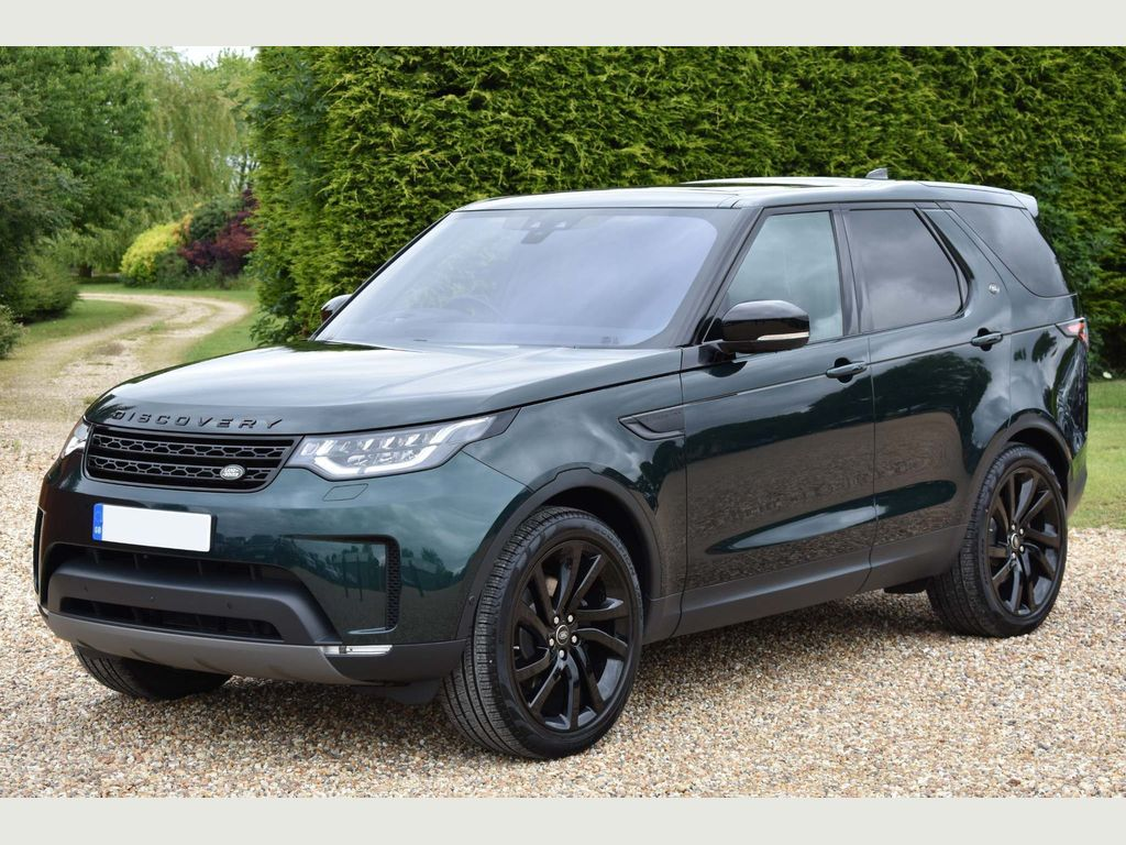 LAND ROVER DISCOVERY SUV 3.0 TD6 HSE Luxury Auto 4X4 5dr