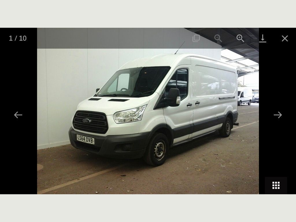 FORD TRANSIT Panel Van 2.2 TDCi 310 L3H2 Panel Van 5dr