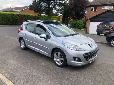 PEUGEOT 207 SW Estate 1.6 VTi Active 5dr