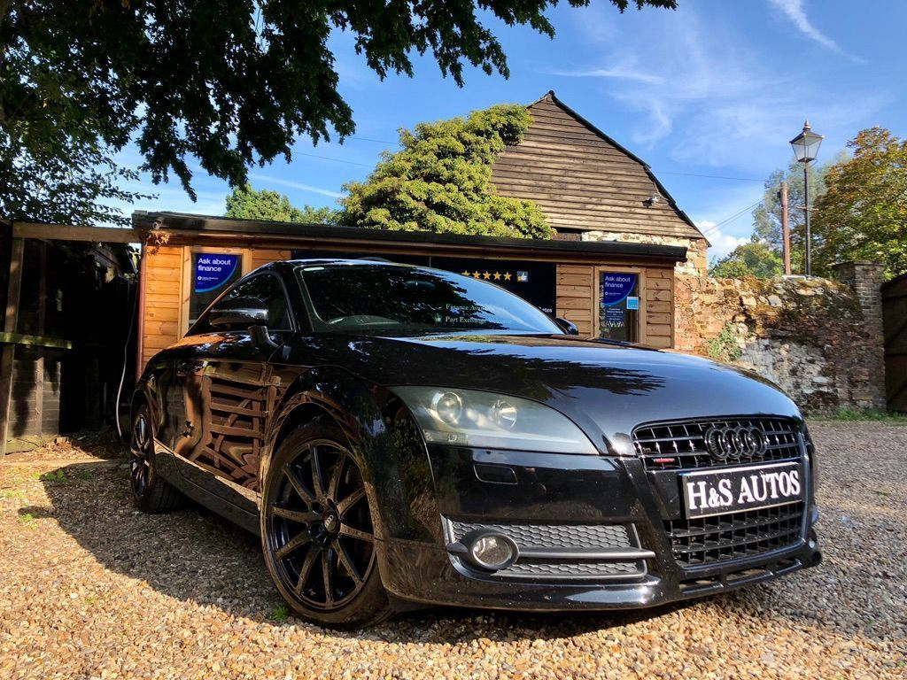 AUDI TT Coupe {Edition unlisted}