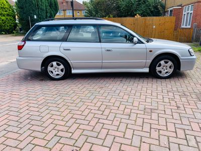 SUBARU LEGACY Estate 2.0 GL Sport Sports Tourer 5dr