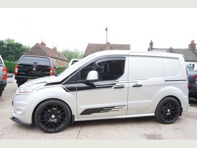 FORD TRANSIT CONNECT Panel Van 1.6 TDCi L1 200 Trend Panel Van 4dr