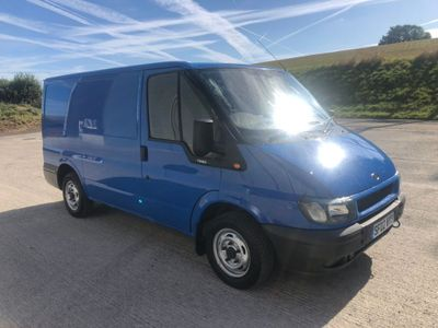 FORD TRANSIT Panel Van 2.0 TD 260 Panel Van 4dr (SWB)