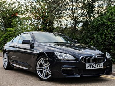 BMW 6 SERIES Coupe 3.0 640i M Sport (s/s) 2dr