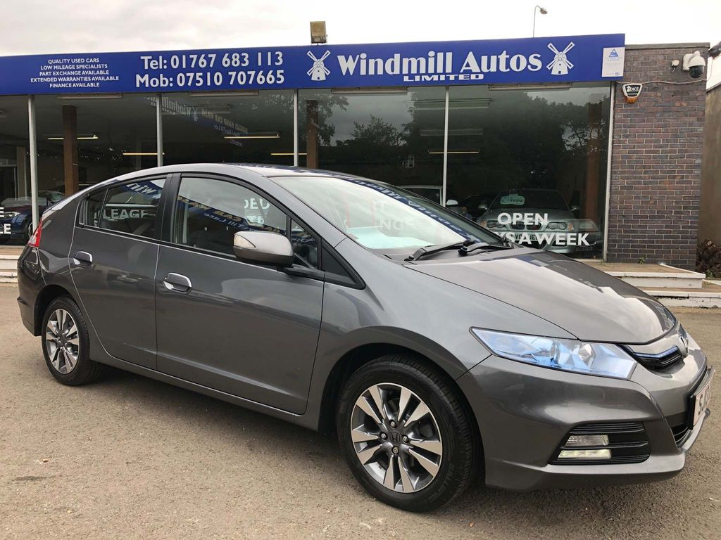 HONDA INSIGHT Hatchback 1.3 HE-T CVT 5dr