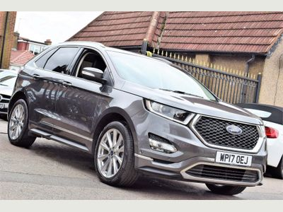 FORD EDGE SUV 2.0 TDCi Vignale Powershift 4WD (s/s) 5dr