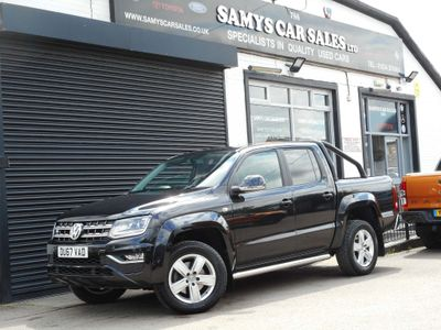 VOLKSWAGEN AMAROK Pickup 3.0 TDI V6 Highline Pickup 4MOTION 4dr (EU6)