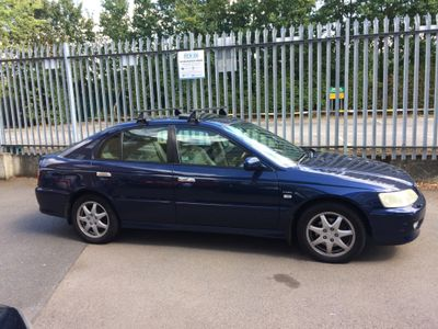 HONDA ACCORD Hatchback 2.3 i Type V 5dr