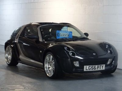 SMART ROADSTER Convertible 0.7 Brabus Final Edition Roadster 2dr