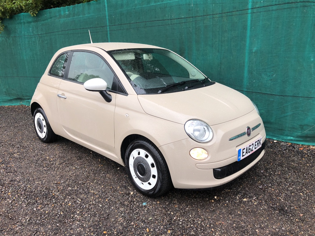 FIAT 500 Hatchback 0.9 TwinAir Colour Therapy 3dr