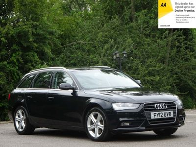AUDI A4 AVANT Estate 1.8 TFSI SE Multitronic 5dr
