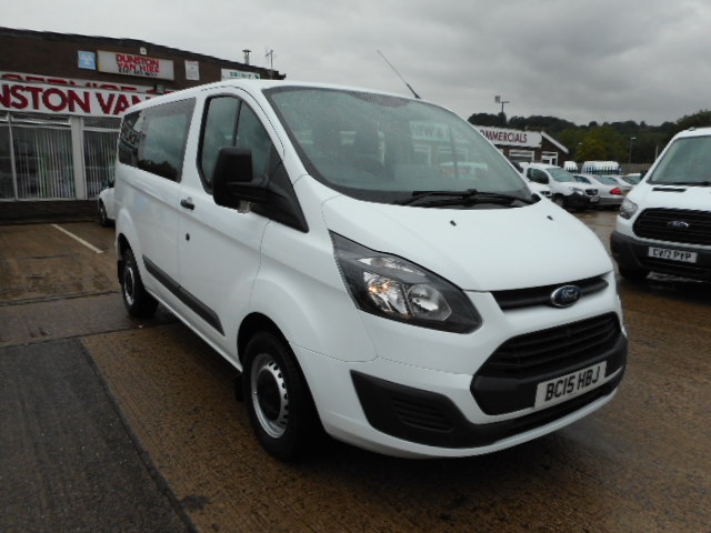 FORD TRANSIT CUSTOM Other 2.2 TDCi 310 L1H1 Kombi 5dr (9 Seats)