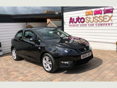 SEAT IBIZA Hatchback 1.4 TSI ACT FR SportCoupe 3dr