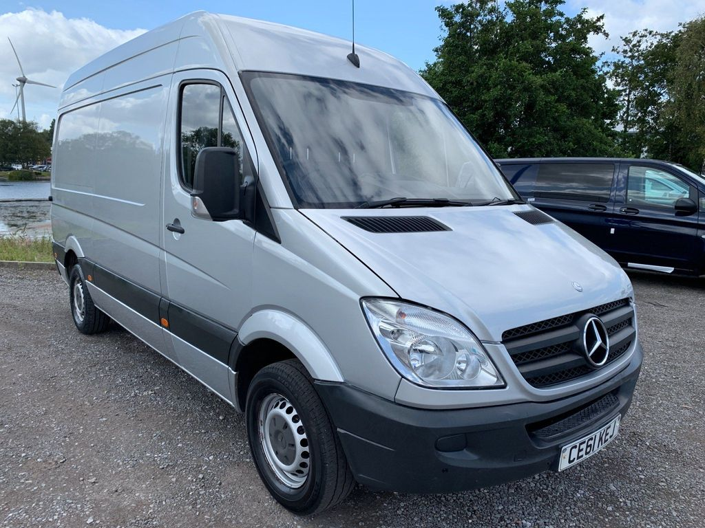 MERCEDES-BENZ SPRINTER Panel Van 2.1 CDI 3500 GVW MWB HY ROOF