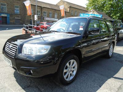SUBARU FORESTER SUV 2.0 XC 5dr