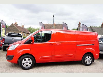 FORD TRANSIT CUSTOM Other 2.2 TDCi 290 L2H1 Limited Panel Van 5dr