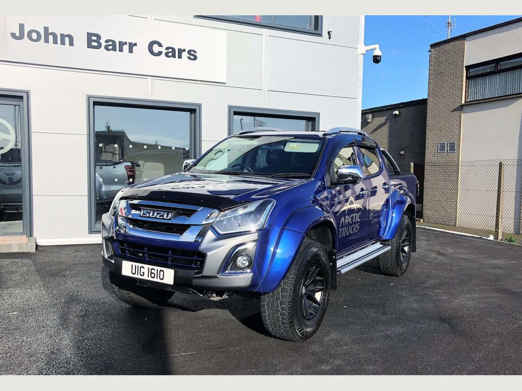 ISUZU D-MAX Pickup 1.9 TD Arctic Trucks AT35 Double Cab 4x4 4dr