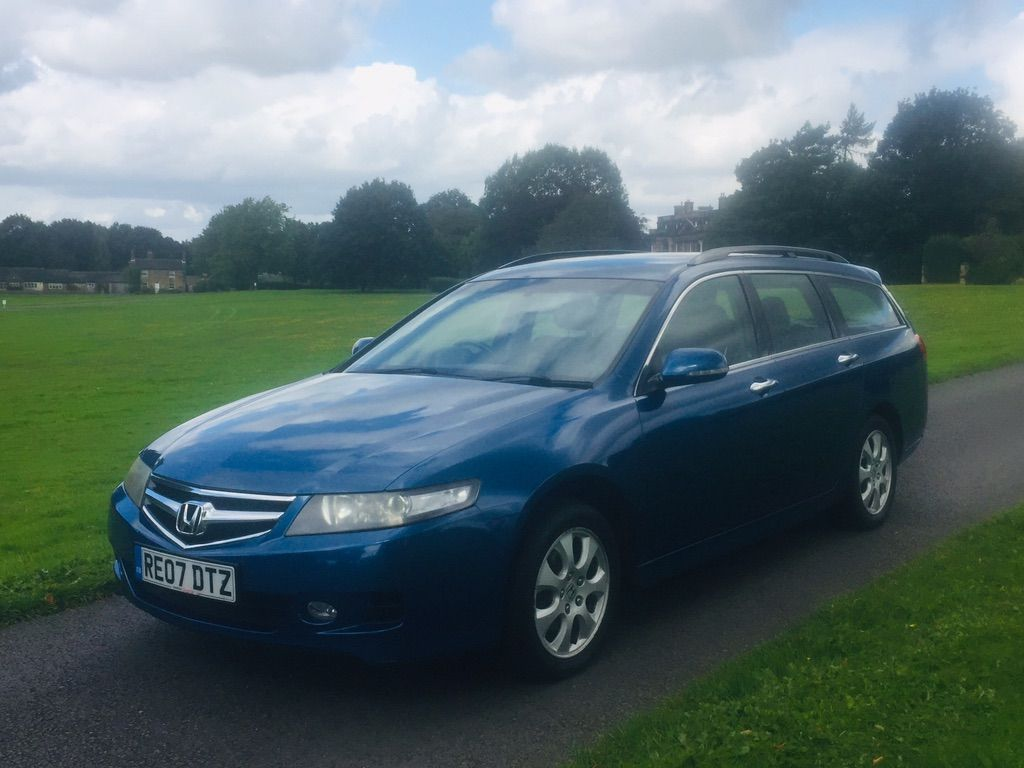 HONDA ACCORD Estate 2.2 i-CDTi Sport Tourer 5dr