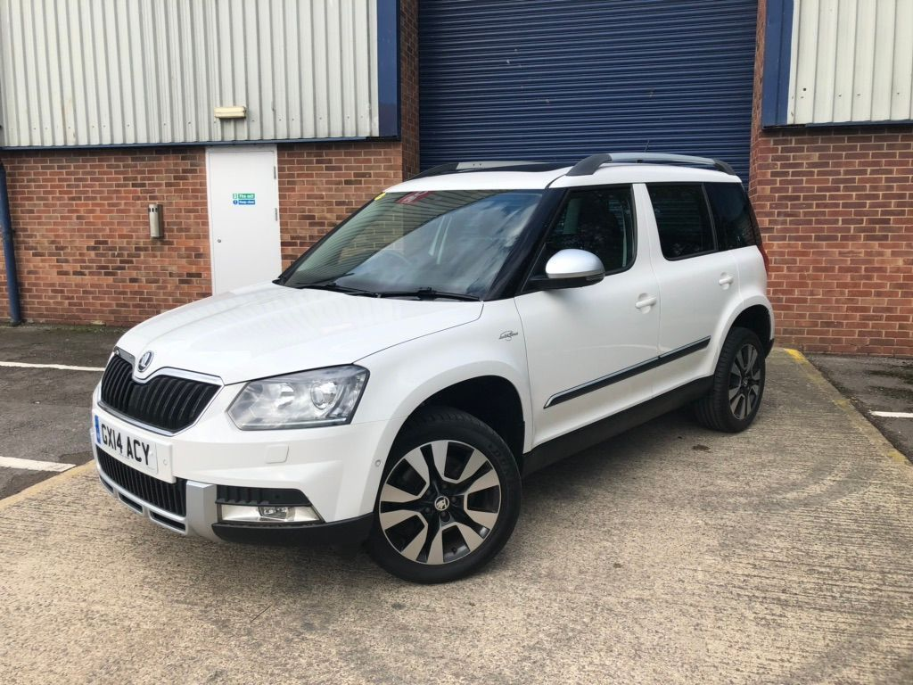 SKODA YETI SUV 2.0 TDi CR Laurin & Klement Outdoor 4WD 5dr