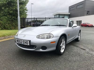 MAZDA MX-5 Convertible 1.8 Arizona 2dr