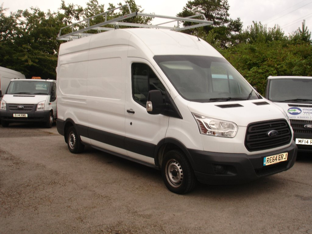 FORD TRANSIT Panel Van 2.2 TDCi 310 L3H3 Panel Van 5dr