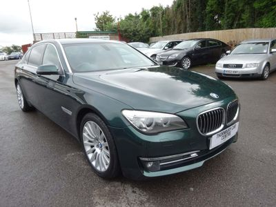 BMW 7 SERIES Saloon 3.0 730Ld SE (s/s) 4dr