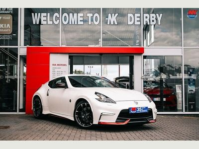 NISSAN 370 Z Coupe 3.7 V6 Nismo 3dr