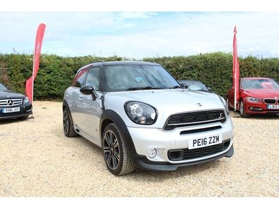 MINI COUNTRYMAN Hatchback Cooper S All4