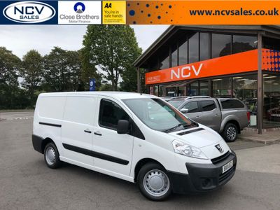 PEUGEOT EXPERT Other 2.0 HDi L2 H1 4dr
