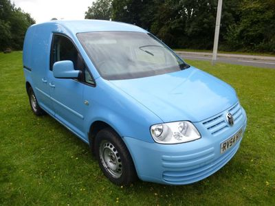 VOLKSWAGEN CADDY Other 1.9 TD C20 Panel Van 4dr