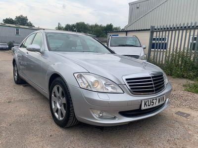 MERCEDES-BENZ S CLASS Saloon 3.0 S280 7G-Tronic 4dr
