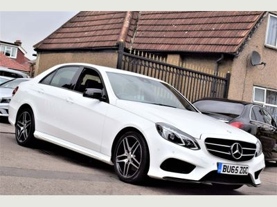 MERCEDES-BENZ E CLASS Saloon 2.0 E250 AMG Night Edition 7G-Tronic Plus 4dr