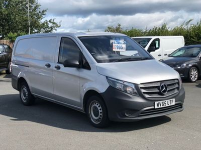 MERCEDES-BENZ VITO Other 1.6 109CDI Extra Long Panel Van 6dr