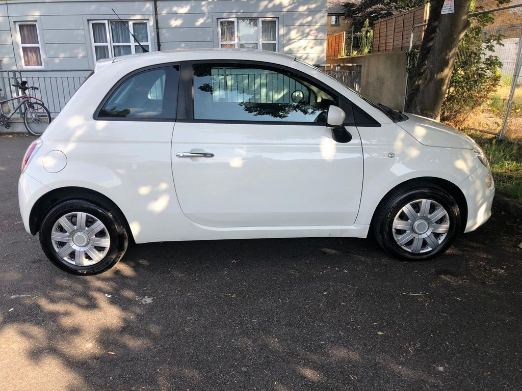 Used Fiat 500 Hatchback 1 2 Pop Dualogic (S/s) 3dr in Hounslow