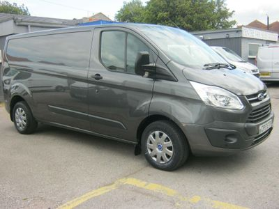 FORD TRANSIT CUSTOM Other 2.0 TDCi 290 L2H1 Panel Van 5dr (EU6)
