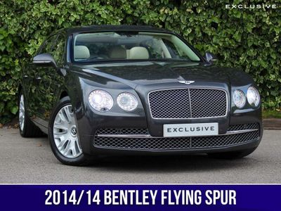 BENTLEY FLYING SPUR Saloon 6.0 W12 MULLINER SPECIFICATION