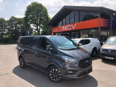 FORD TRANSIT CUSTOM Other 2.0 TDCi 310 L1H1 Sport 5dr (EU6)