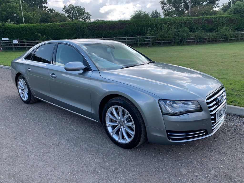 AUDI A8 Saloon 3.0 TDI SE Executive Tiptronic quattro 4dr