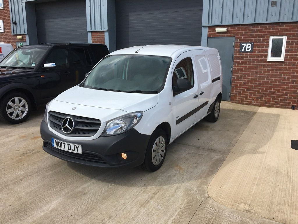 MERCEDES-BENZ CITAN Other 1.5 CDI 111 Extra Long Panel Van 3dr