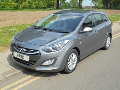 HYUNDAI I30 Estate 1.6 Active 5dr