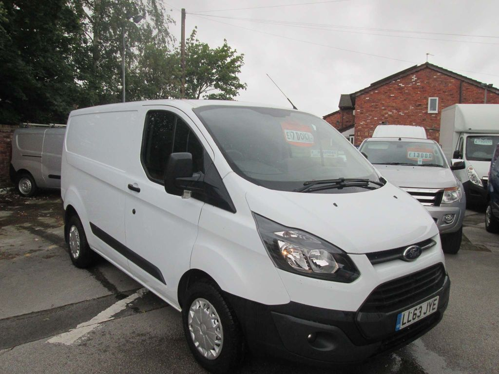 FORD TRANSIT CUSTOM Other 2.2 TDCi ECOnetic 270 L1H2 Panel Van 5dr