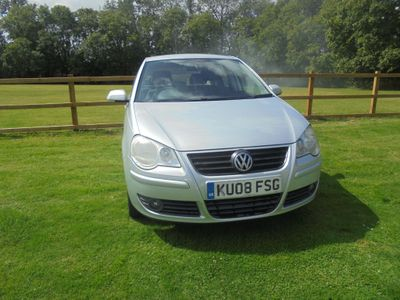 VOLKSWAGEN POLO Hatchback 1.4 TDI Match 5dr